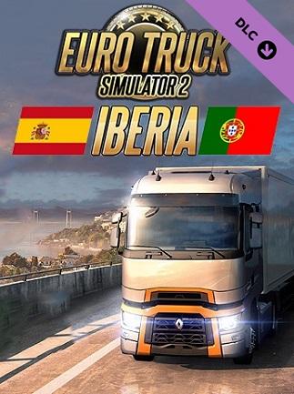 Euro Truck Simulator 2 - Iberia (PC) - Steam Gift - JAPAN