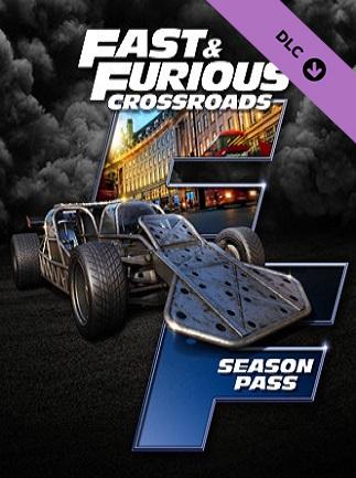 FAST & FURIOUS CROSSROADS: Season Pass (PC) - Steam Gift - NORTH AMERICA
