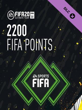 FIFA 20 Ultimate Team FUT 2 200 Points Origin Key (GLOBAL)