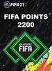Fifa 21 Ultimate Team 2200 FUT Points - Xbox Live Key - GLOBAL