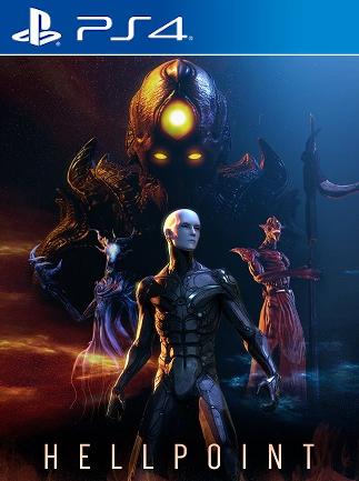 Hellpoint (PS4) - PSN Key - EUROPE