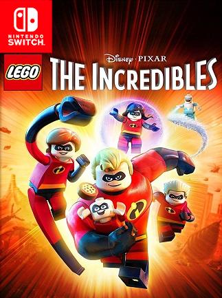 LEGO The Incredibles (Nintendo Switch) - Nintendo Key - EUROPE
