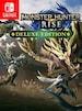 Monster Hunter Rise | Deluxe Edition (Nintendo Switch) - Nintendo Key - EUROPE