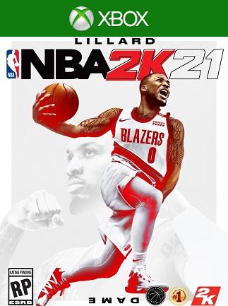 NBA 2K21 (Xbox One) - Xbox Live Key - EUROPE