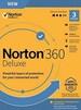 Norton 360 Deluxe - (3 Devices, 1 Year) - Symantec Key EUROPE