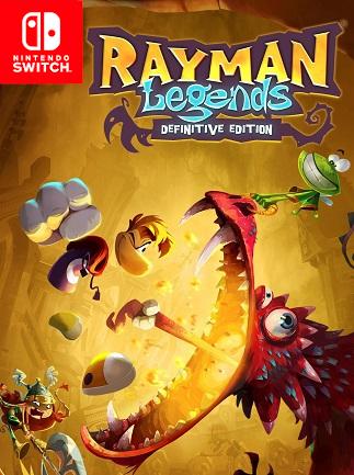 Rayman Legends: Definitive Edition (Nintendo Switch) - Nintendo Key - EUROPE