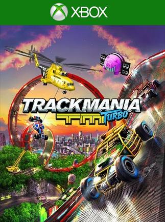 Trackmania Turbo (Xbox One) - Xbox Live Key - EUROPE