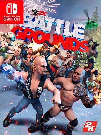 WWE 2K Battlegrounds (Nintendo Switch) - Nintendo Key - UNITED STATES