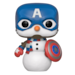 Figurka Funko POP Marvel: Marvel Holiday - Capt America