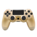 Wireless PS4 Controller for PlayStation Pro Slim and Standard - Gold