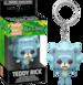 Funko POP Keychain: Rick & Morty - Teddy Rick