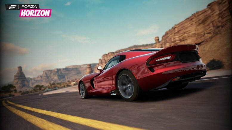Forza Horizon XBOX LIVE Key GLOBAL - gameplay - 6