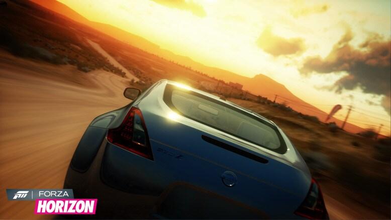 Forza Horizon XBOX LIVE Key GLOBAL - gameplay - 5