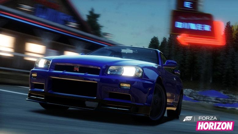 Forza Horizon XBOX LIVE Key GLOBAL - gameplay - 4