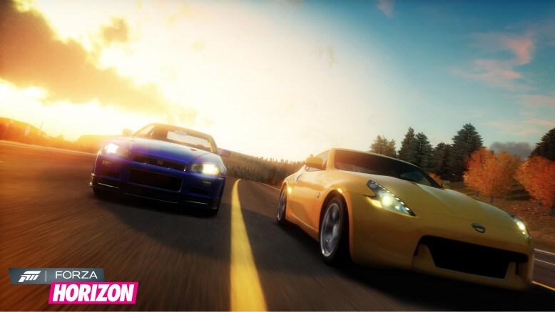 Forza Horizon XBOX LIVE Key GLOBAL - gameplay - 3