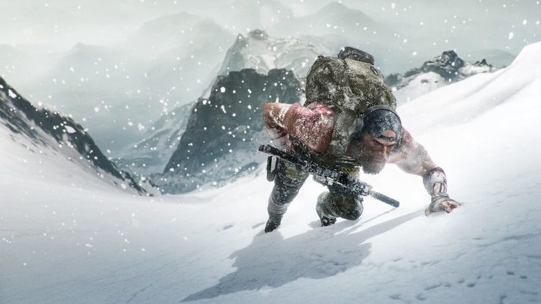 Ghost Recon Breakpoint game