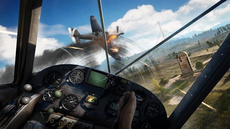 Far Cry 5 Uplay Key NORTH AMERICA - gameplay - 7
