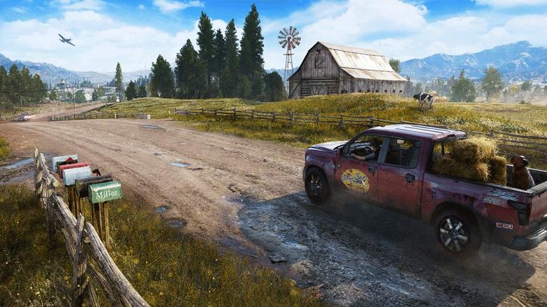 Far Cry 5 Uplay Key NORTH AMERICA - gameplay - 5