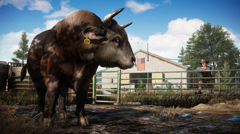 Far Cry 5 Uplay Key NORTH AMERICA - gameplay - 6