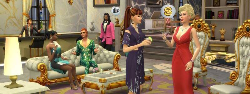 Sims 4 - Become a Famous Actor