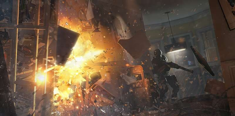 Tom Clancy's Rainbow Six Siege - Standard Edition Uplay Key GLOBAL - gameplay - 6