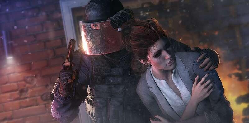 Tom Clancy's Rainbow Six Siege - Standard Edition Uplay Key GLOBAL - gameplay - 4