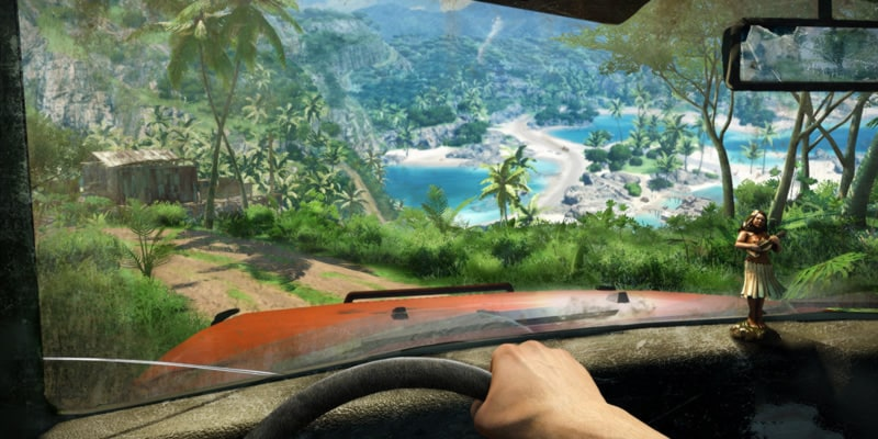 Far Cry 3 Uplay Key GLOBAL - gameplay - 15