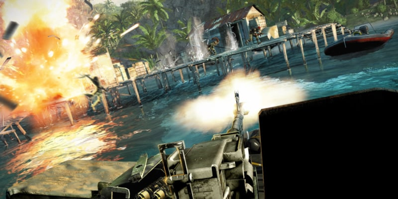 Far Cry 3 Uplay Key GLOBAL - gameplay - 17