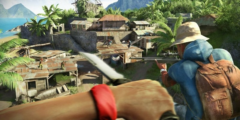 Far Cry 3 Uplay Key GLOBAL - gameplay - 10
