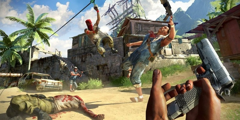 Far Cry 3 Uplay Key GLOBAL - gameplay - 13