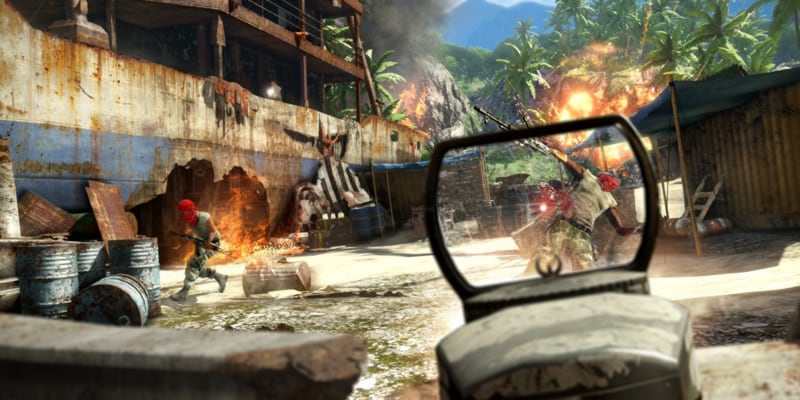 Far Cry 3 Uplay Key GLOBAL - gameplay - 9