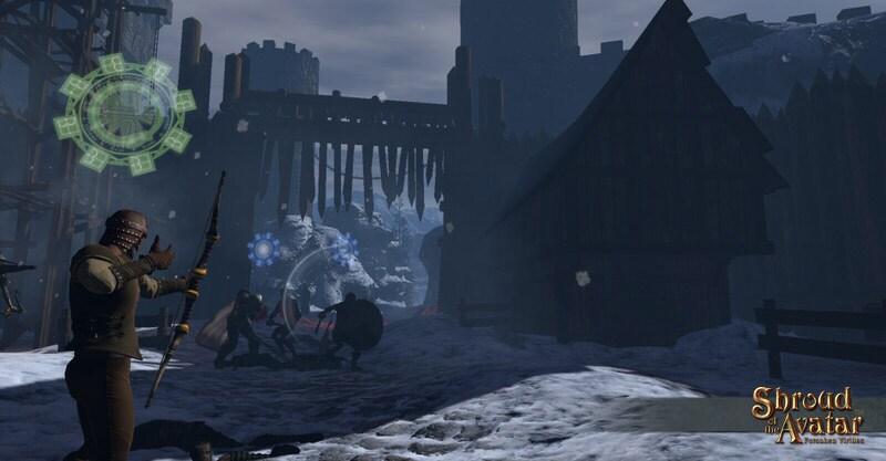 Shroud of the Avatar: Forsaken Virtues Steam Key GLOBAL - gameplay - 12