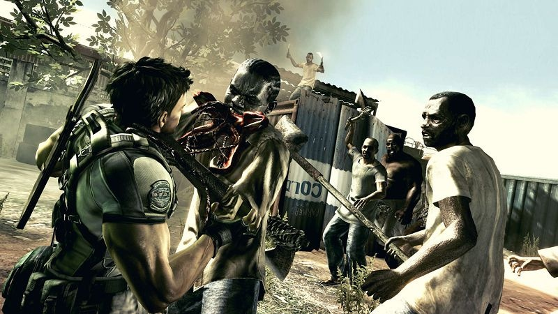 Resident Evil 5 Steam Key GLOBAL - gameplay - 6