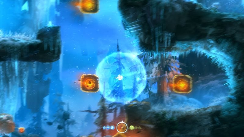 Ori and the Blind Forest Steam Key GLOBAL - gameplay - 38