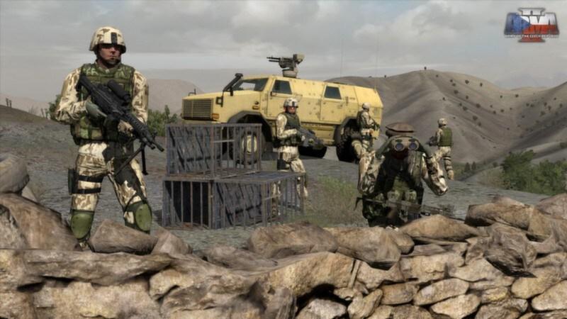 Arma 2: Army of the Czech Republic Steam Key GLOBAL - screenshot - 8