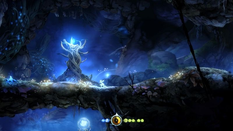 Ori and the Blind Forest: Definitive Edition Steam Key GLOBAL - gameplay - 7