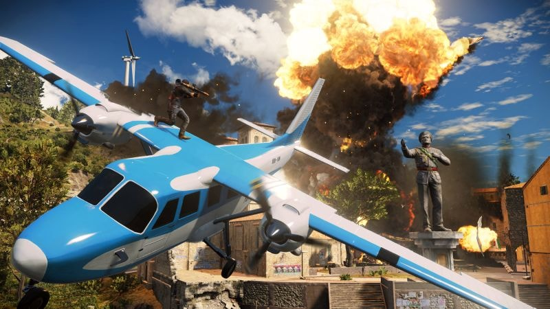 Just Cause 3 Steam Key GLOBAL - gameplay - 6