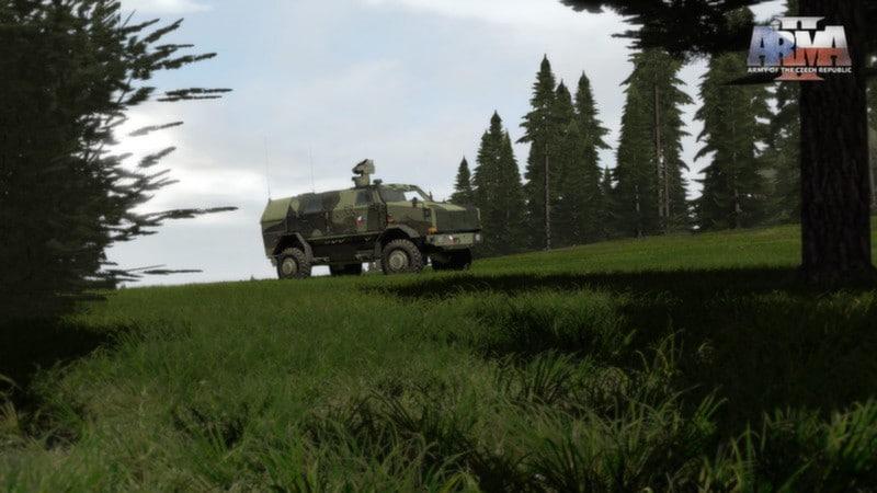 Arma 2: Army of the Czech Republic Steam Key GLOBAL - screenshot - 10