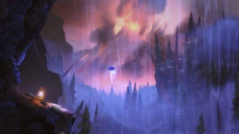 Ori and the Blind Forest: Definitive Edition Steam Key GLOBAL - gameplay - 5