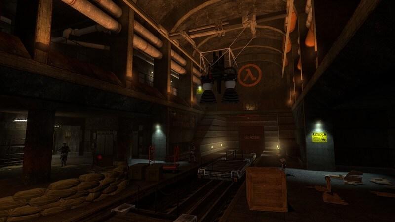 Black Mesa Steam Key GLOBAL - gameplay - 16