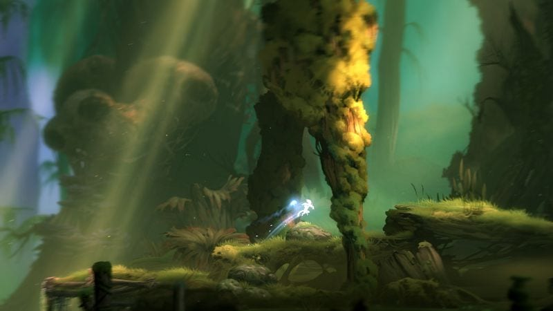 Ori and the Blind Forest: Definitive Edition Steam Key GLOBAL - gameplay - 6