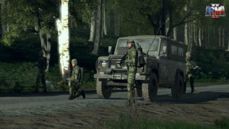 Arma 2: Army of the Czech Republic Steam Key GLOBAL - screenshot - 3