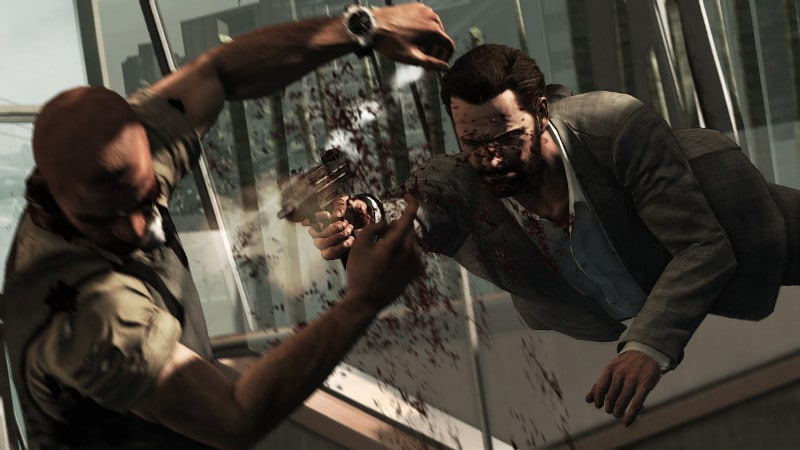 Shooting in Max Payne 3