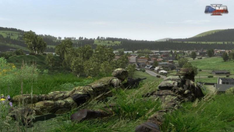Arma 2: Army of the Czech Republic Steam Key GLOBAL - screenshot - 15