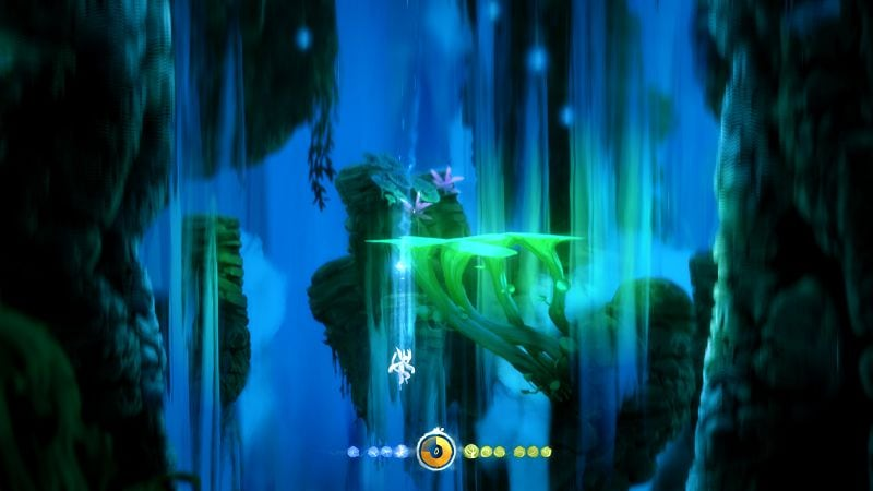 Ori and the Blind Forest: Definitive Edition Steam Key GLOBAL - gameplay - 3