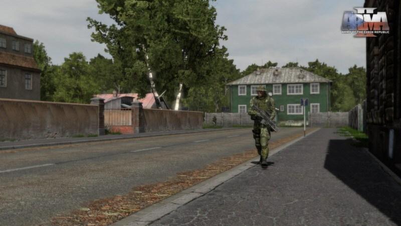 Arma 2: Army of the Czech Republic Steam Key GLOBAL - screenshot - 16
