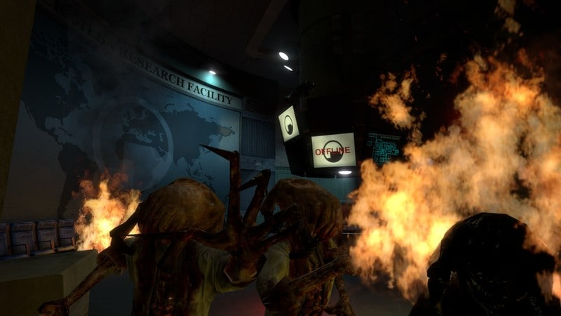Black Mesa Steam Key GLOBAL - gameplay - 8