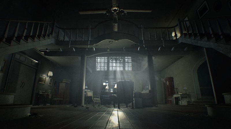RE7 - the Game