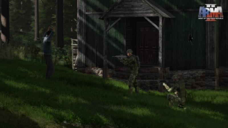 Arma 2: Army of the Czech Republic Steam Key GLOBAL - screenshot - 5