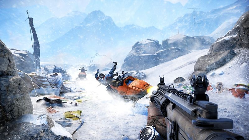 Far Cry 4 Steam Key GLOBAL - gameplay - 3
